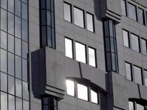 De bouw Fassade Royalty-vrije Stock Foto