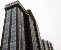 De bouw met meerdere verdiepingen Royalty-vrije Stock Fotografie