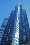 De Bouw NYC Royalty-vrije Stock Foto