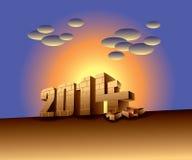 de bouw van 2014 Stock Afbeelding