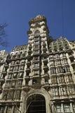 De bouw van Barolo van Palacio Royalty-vrije Stock Foto's