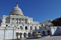 De Bouw van Capitol Hill Stock Foto