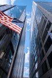 De bouw van Chicago in de V.S. stock foto