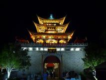 De bouw van China Dali Wuhua Royalty-vrije Stock Fotografie