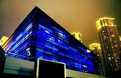 De bouw van de Chongqingsstad stock foto's
