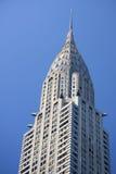 De bouw van Chrysler Stock Fotografie
