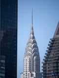 De bouw van Chrysler Royalty-vrije Stock Afbeelding