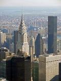 De bouw van Chrysler, New York Royalty-vrije Stock Foto