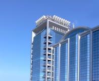 De bouw van Citybank royalty-vrije stock foto's