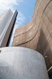 De Bouw van Copan in Sao Paulo Royalty-vrije Stock Fotografie