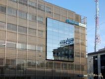 De bouw van Danske Bank Royalty-vrije Stock Afbeeldingen