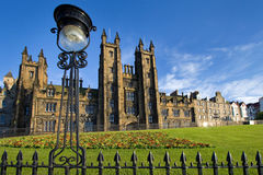 De Bouw van de Algemene Vergadering, Edinburgh, Schotland Royalty-vrije Stock Afbeelding
