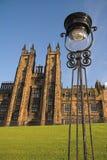 De Bouw van de Algemene Vergadering, Edinburgh, Schotland Stock Foto's