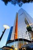 De Bouw van de AMPÈRE - Brisbane Stock Afbeeldingen