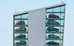 De bouw van de auto royalty-vrije stock afbeeldingen
