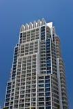 De bouw van de de luxeflat van het zuidenstrand in Miami, Florida Stock Foto