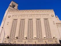 De Bouw van de geschiedenis in Auckland Royalty-vrije Stock Foto's