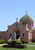 De Bouw van de kerk royalty-vrije stock fotografie