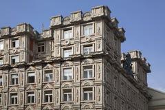 De bouw van de luxe in Boedapest Stock Fotografie