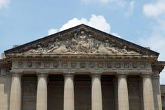 De bouw van de overheid Royalty-vrije Stock Foto's