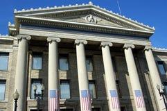 De Bouw van de overheid Stock Afbeelding