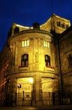 De Bouw van de overheid in Praag Stock Foto's