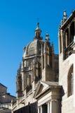 De bouw van de Primaatkathedraal van Heilige Mary van Toledo Royalty-vrije Stock Foto's
