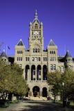 De Bouw van de Provincie van Salt Lake City Stock Afbeeldingen