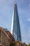 De bouw van de scherf in Londen Royalty-vrije Stock Fotografie