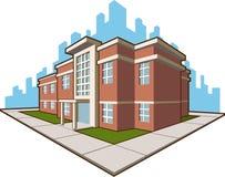 De Bouw van de school