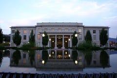 De Bouw van de Senaat van de Staat van Utah Stock Fotografie
