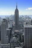 De Bouw van de Staat van het imperium in New York Stock Afbeeldingen