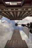 De Bouw van de Staat van het imperium, New York Royalty-vrije Stock Foto's