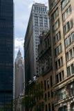 De Bouw van de Staat van het imperium in New York Stock Foto's