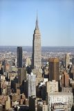 De bouw van de Staat van het imperium, NYC Royalty-vrije Stock Afbeeldingen