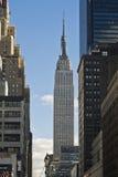 De Bouw van de Staat van het imperium, NYC Stock Foto
