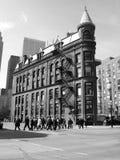 De Bouw van de stad Royalty-vrije Stock Afbeeldingen