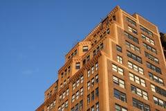 De Bouw van de Stad van New York Royalty-vrije Stock Afbeeldingen