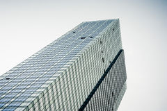 De Bouw van de Stad van New York Stock Afbeeldingen