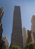 De Bouw van de Stad van New York Stock Fotografie