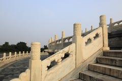 De bouw van de tempel van hemel in Peking Royalty-vrije Stock Afbeelding
