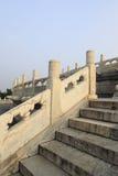 De bouw van de tempel van hemel in Peking Royalty-vrije Stock Foto's