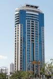 De Bouw van de toren Royalty-vrije Stock Afbeelding