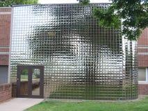De bouw van de Universiteit van Simpson Stock Foto