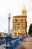De bouw van de veerboot in Auckland Stock Foto's