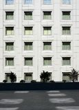 De bouw van de venstermuur Royalty-vrije Stock Afbeelding