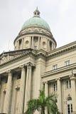 De Bouw van de wet en van de Orde Royalty-vrije Stock Afbeeldingen
