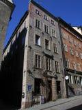 De bouw van de wijnstok in Stockholm Royalty-vrije Stock Fotografie
