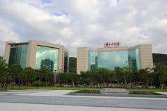 De bouw van de Xiamenoverheid Stock Foto's