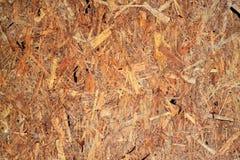 De bouw van een houten raads (OSB) textuur Royalty-vrije Stock Afbeeldingen